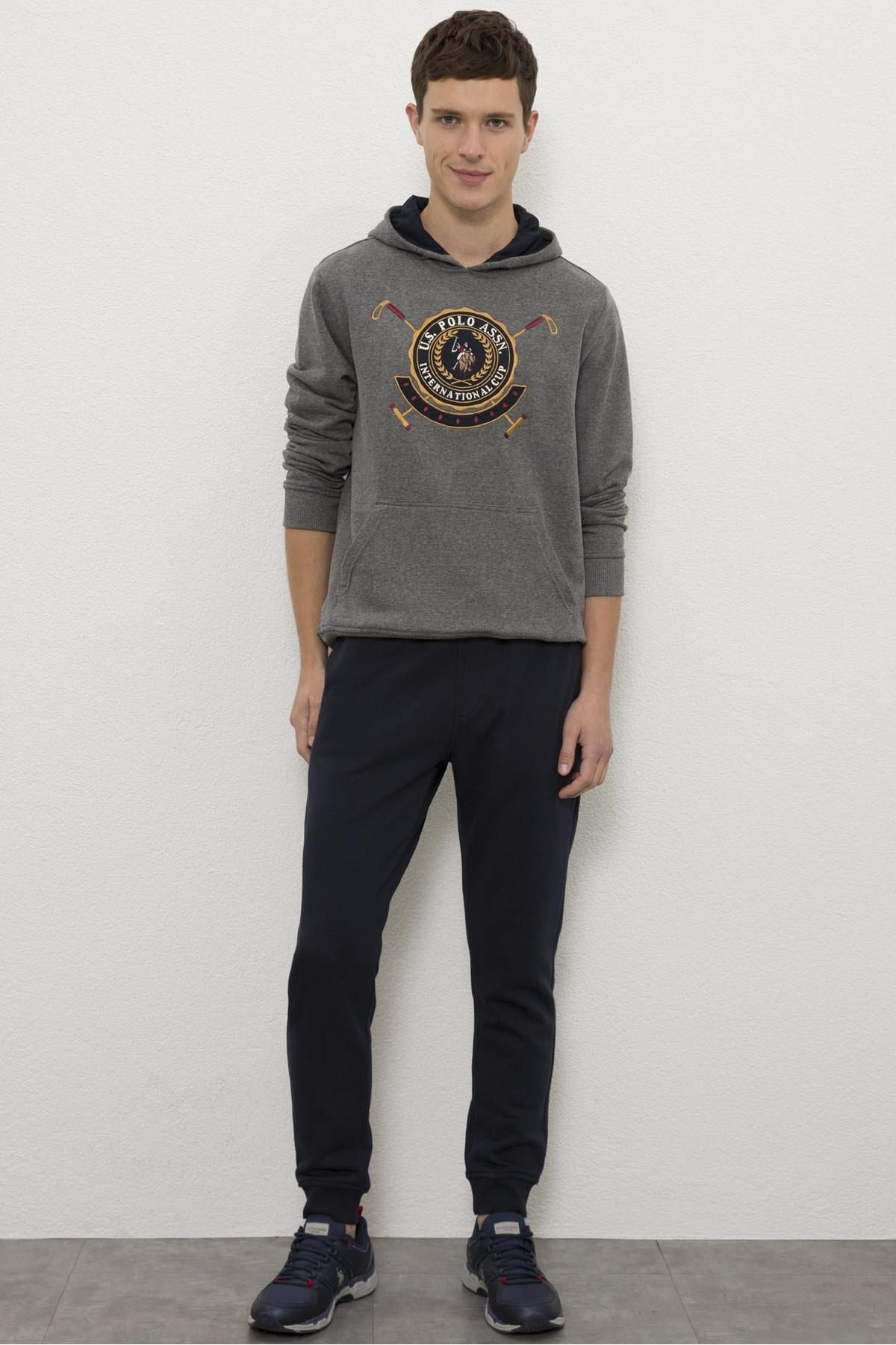 U.S. Polo Assn. Lacıvert Erkek Örme Pantolon 1