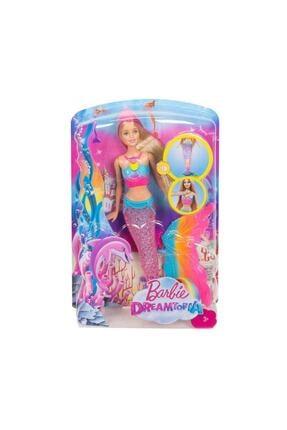 Barbie Işıltılı Gökkuşağı Deniz Kızı
