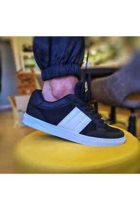 Strong Erkek Siyah Sneaker Erkek Siyah Spor Ayakkabı