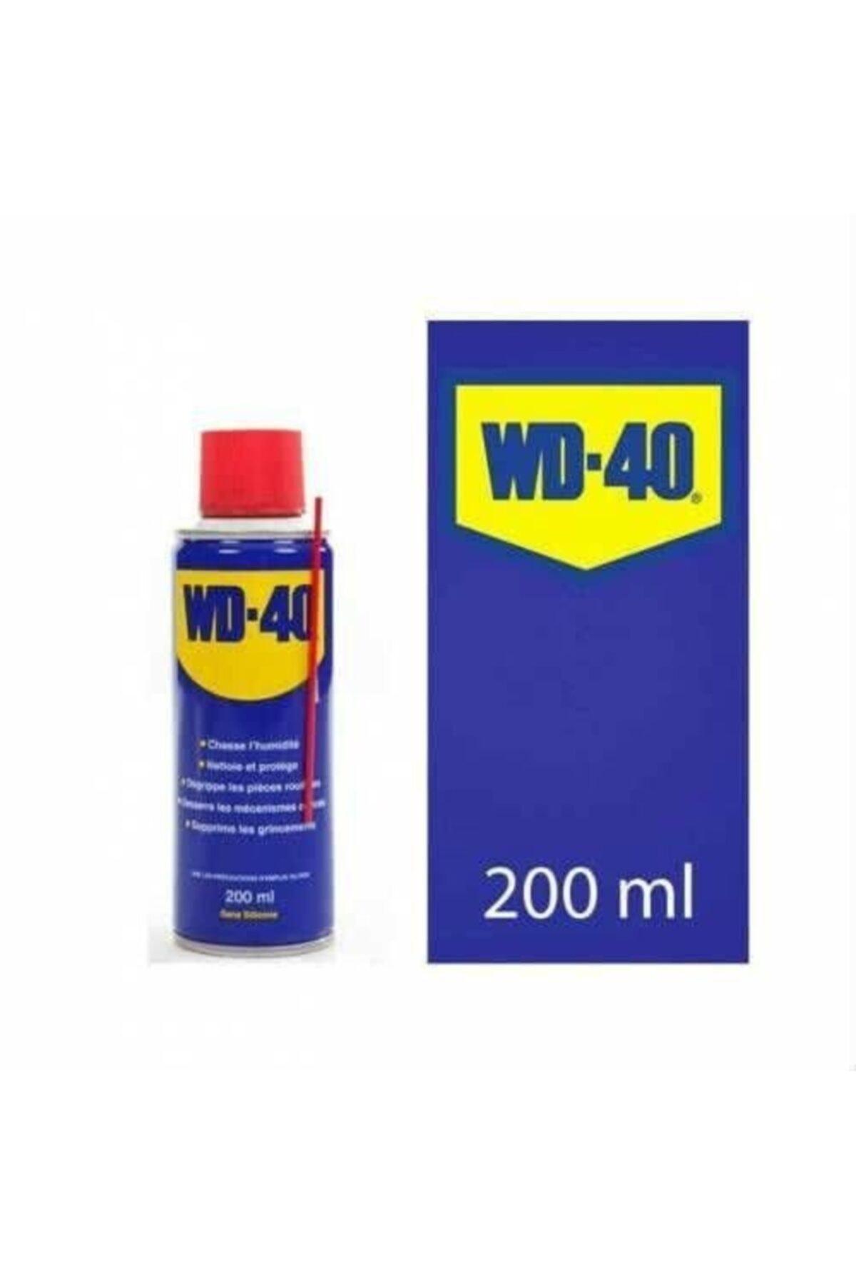 Henkel Çok Amaçlı Pas Sökücü 200 ml Wd40 2