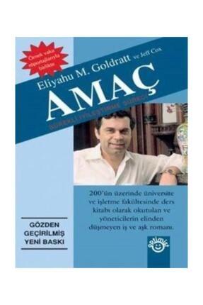 Optimist Yayınları Amaç  Eliyahu M Goldratt
