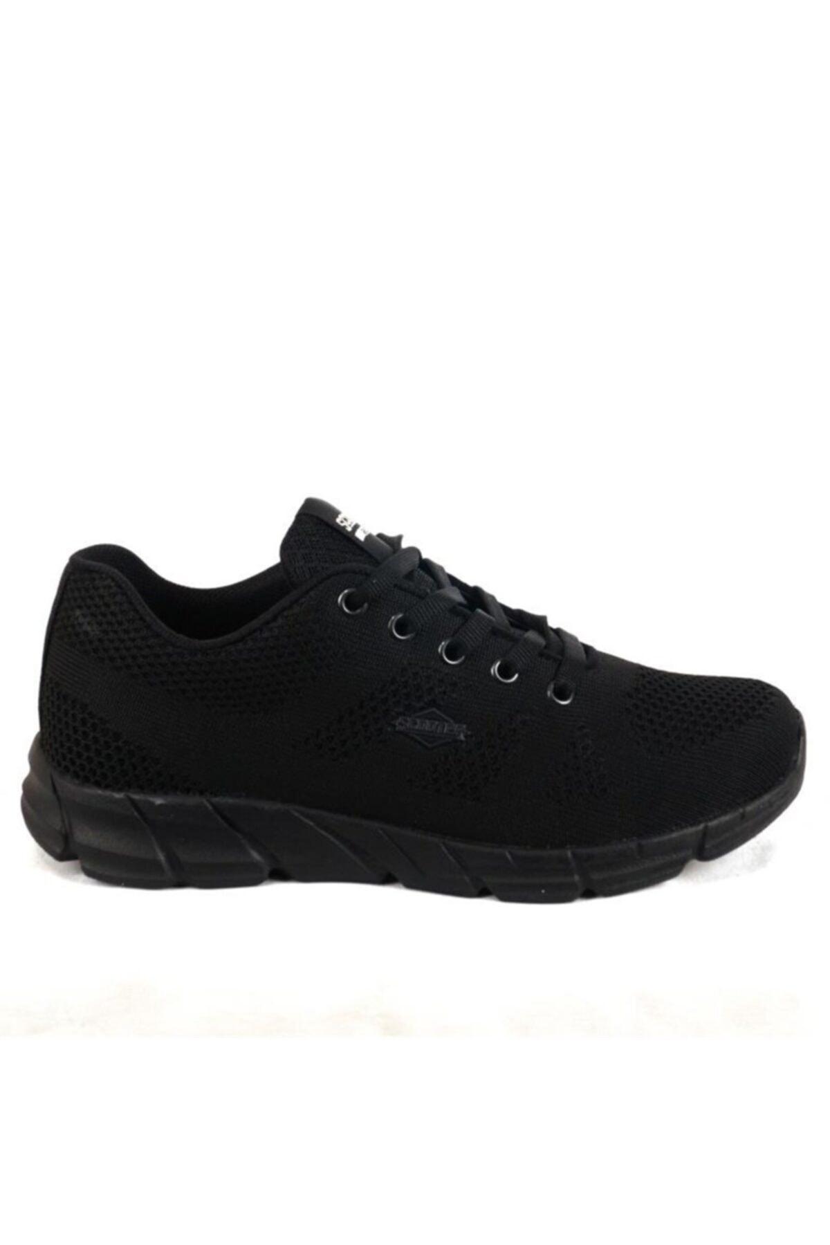 Scooter G5437ts Siyah Kadın Günlük Yürüyüş Ayakkabısı 2