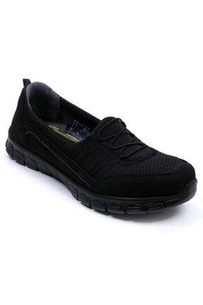 Forelli 61014-g Siyah Kadın Spor Ayakkabı