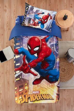 Özdilek Spiderman Night Tek Kişilik Disney Lisanslı Nevresim Takımı