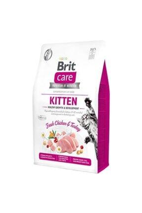 Brit Care Kitten Tahılsız Tavuk Ve Hindili Yavru Kedi Maması 2 Kg