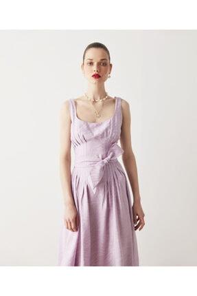 İpekyol Bel Vurgulu Elbise