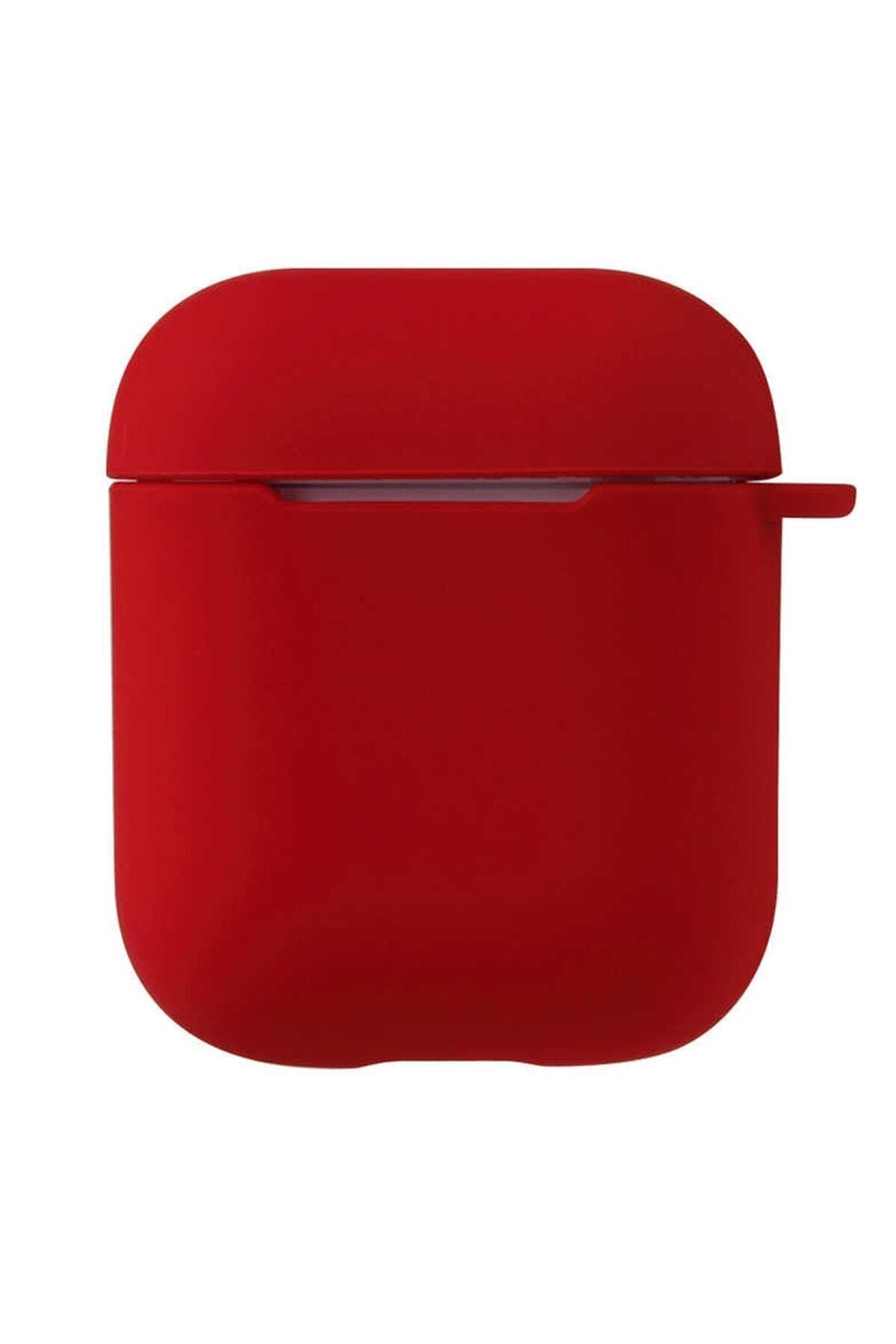 Sunix Airpods 2. Nesil Kılıf Pastel Renkli Silikon Koruma Kopçalı 1