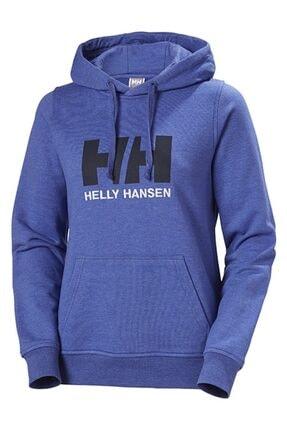 Helly Hansen Hh W Hh Logo Hoodıe