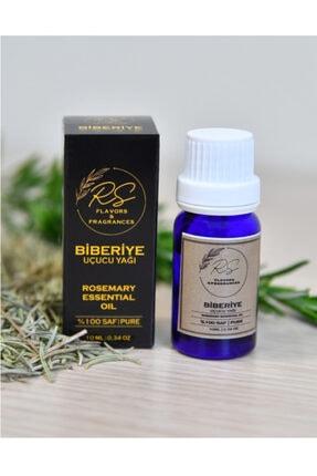 RS Flavors and Fragrances Biberiye Uçucu Yağı 10 ml
