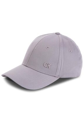 Calvin Klein Ck Baseball Cap Greystone
