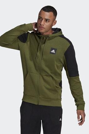 adidas Erkek Günlük Kapşonlu Sweatshirt