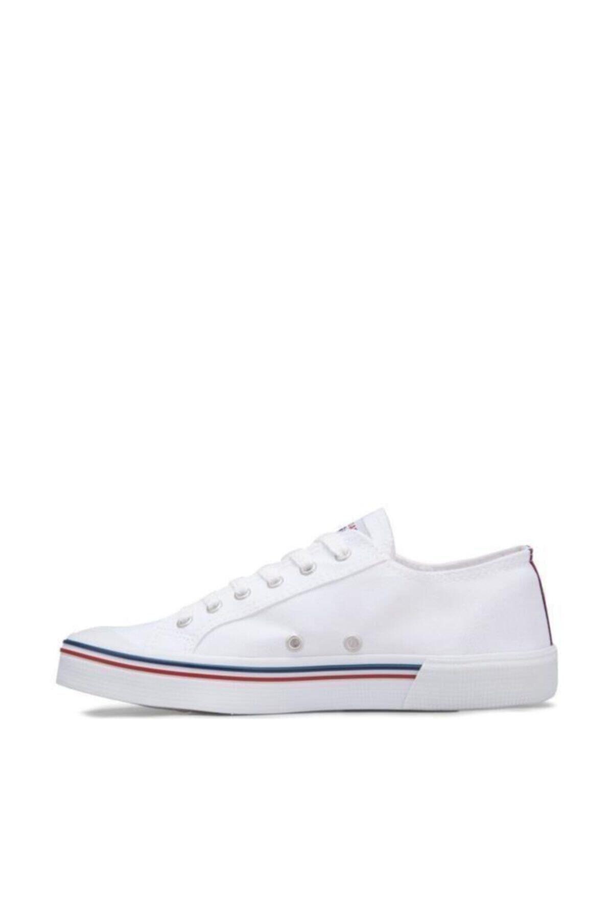 U.S. Polo Assn. PENELOPE Beyaz Erkek Sneaker 100248650 2