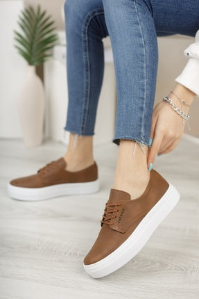 Chekich Ch005 Kadın Ayakkabı Taba