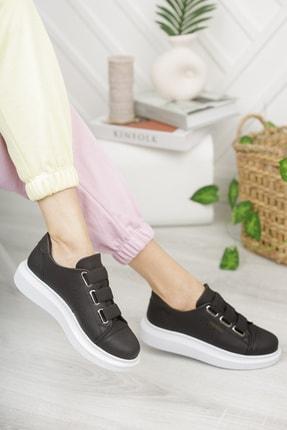 Chekich Ch253 Kadın Ayakkabı Siyah Beyaz