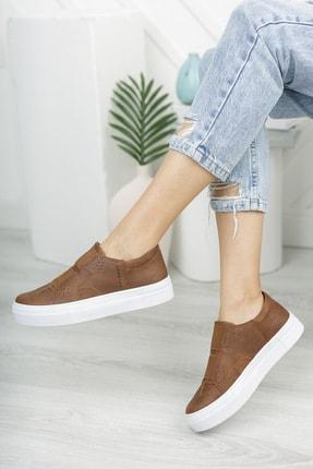 Chekich Ch033 Kadın Ayakkabı Taba