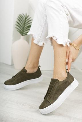 Chekich Ch011 Kadın Ayakkabı Haki