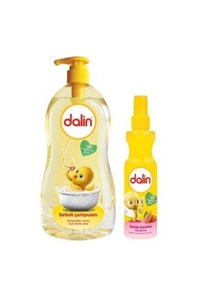 Dalin Bebek Şampuanı Klasik 500 ml Kolay Tarama Saç Spreyi