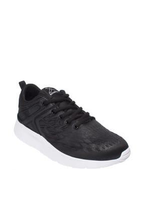 Kinetix Siyah Beyaz Kadın Sneaker 0