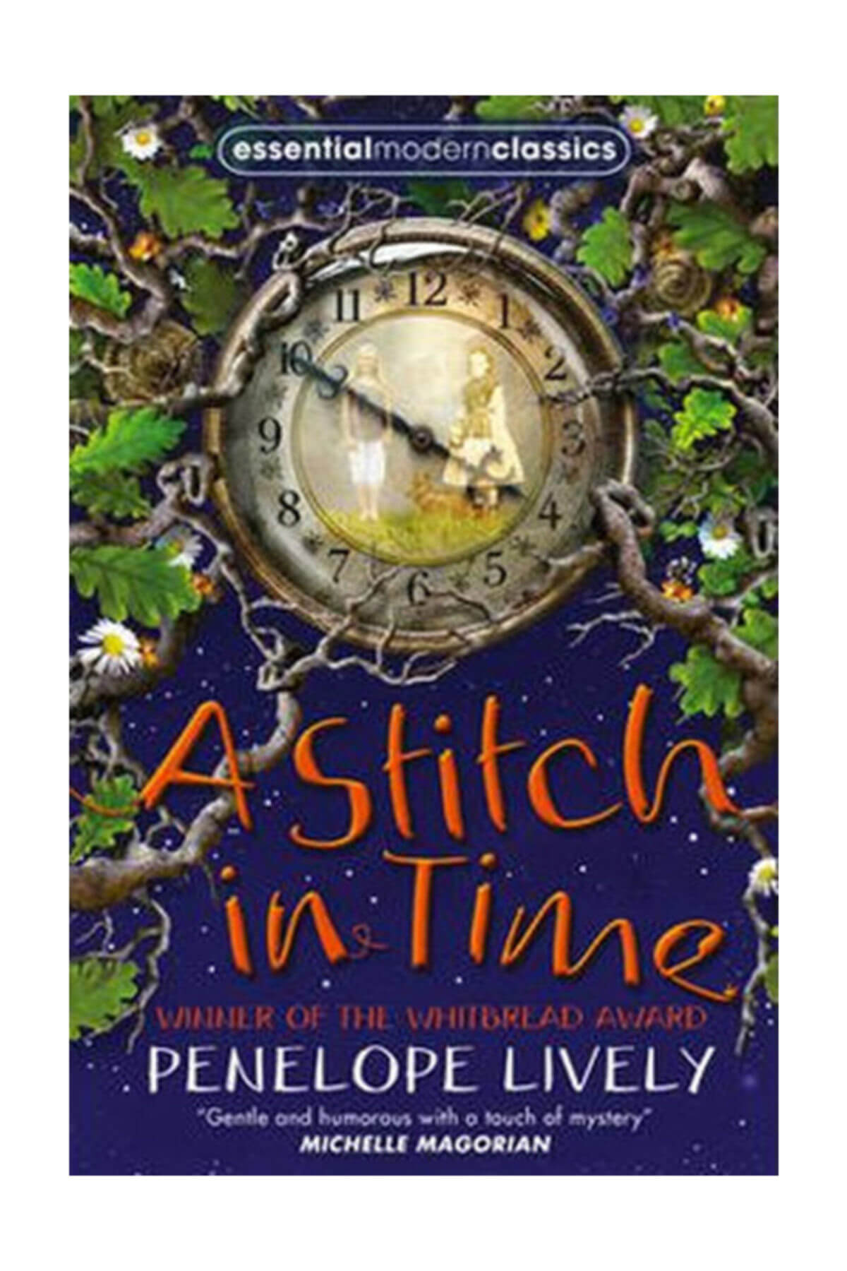 A Stitch in Time (Essential Modern Classics) - Penelope Lively