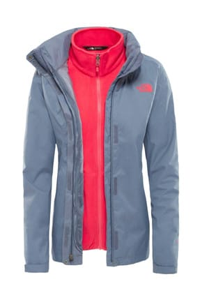 The North Face Evolve II Triclimate Kadın Ceket T0CG566VW 0