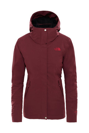 The North Face Inlux Insulated Kadın Mont Mor 3