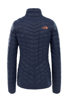 The North Face Thermoball Full Zip Kadın Mont Mavi 1