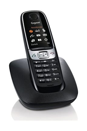Gigaset SL450 Bluetooth Telsiz Telefon Germany 0