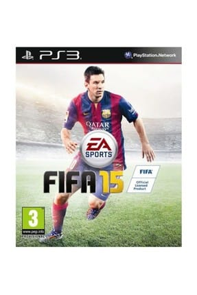 Electronic Arts Fifa 15 Ps3 0