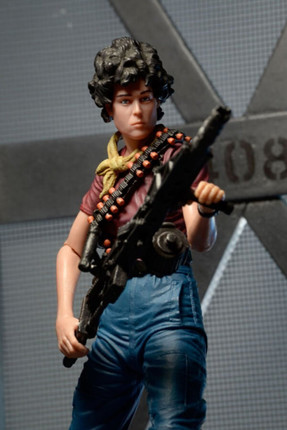 Neca 2016 Alien Day Exclusive Kenner Tribute Ripley Action Figure 3