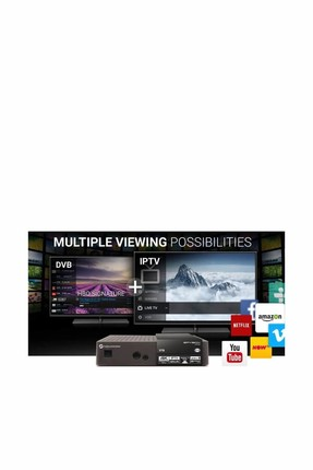 NOVACOM Spybox S10 UHD-4K Android Set Top Box 4