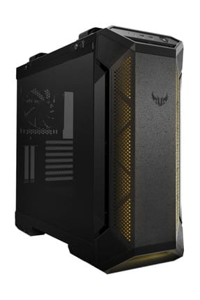 ASUS TUF Gaming GT501 Mid Tower Gaming Black USB 3.0 Kasa (PSU Yok) 0