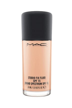 Mac Fondöten - Studio Fix Fluid Spf 15 N4.5 30 ml 773602531899 0