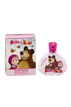 DİSNEY Masha The Bear Edt 100 ml Çocuk Parfüm 663350057027 0