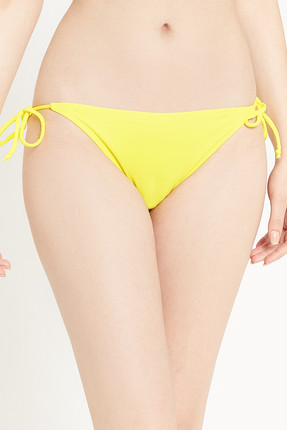 Koton Kadın Sarı Bikini Altı 7YAK88501GM 0