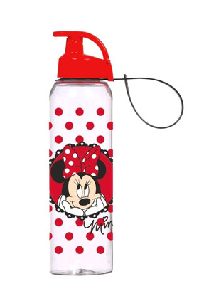 Herevin Minnie Mouse Lisanslı Askılı Matara 750ml 0