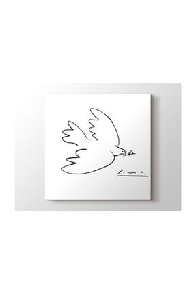 2645 Sanat Pablo Picasso - Dove Of Peace Tablo 0