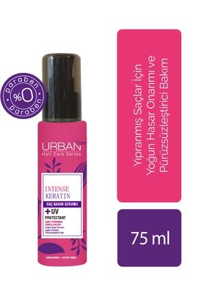 Urban Care Yoğunlaştırılmış Keratin İçeren Onarıcı&Pürüzsüzleştirici Saç Serumu 75 ml 8680690700804 0