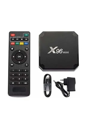inka X96 Mini S905w Android 7.1 4k Ultrahd Android Tv Box 0