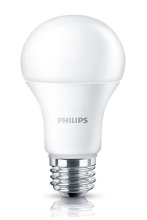 Philips 9W -60W Essential Led Ampul Sarı Renk E27 Normal Duy 0