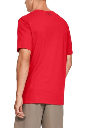 Under Armour Erkek T-Shirt - Sportstyle Logo Ss - 1329590-600 1