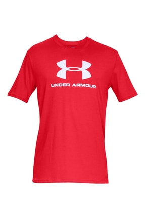 Under Armour Erkek T-Shirt - Sportstyle Logo Ss - 1329590-600 3