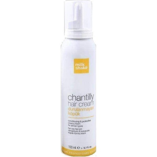 Chantilly Hair Cream Durulanmayan Köpük 150 Ml.
