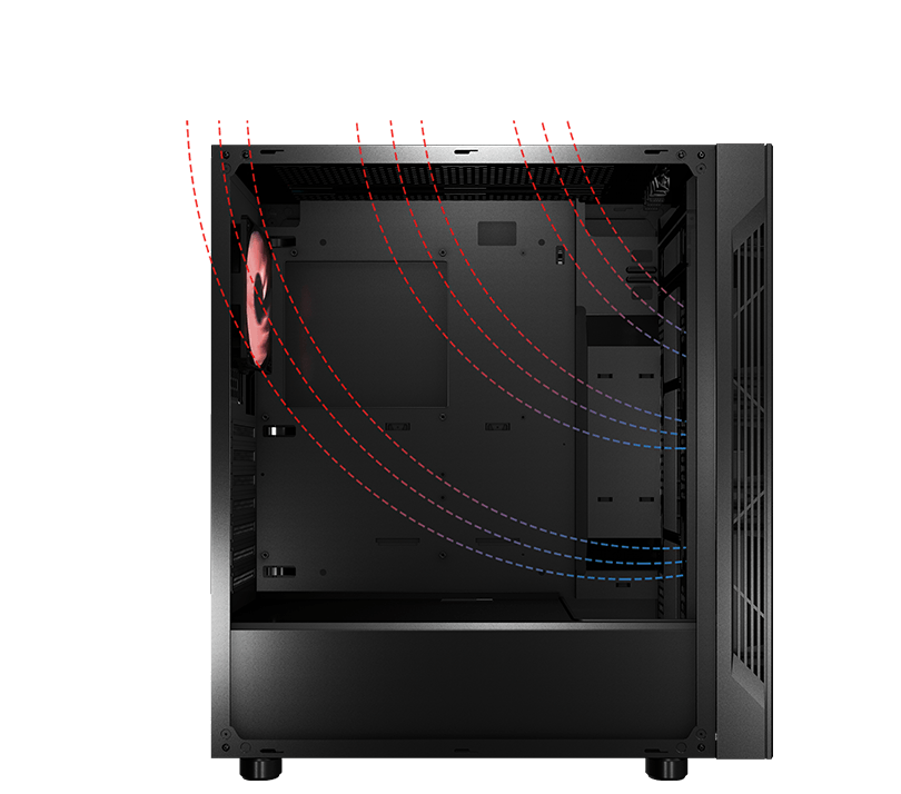 MSI Great Airflow
