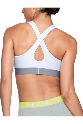 Under Armour Kadın Spor Sütyeni - Armour Mid Crossback - 1307200-100 1