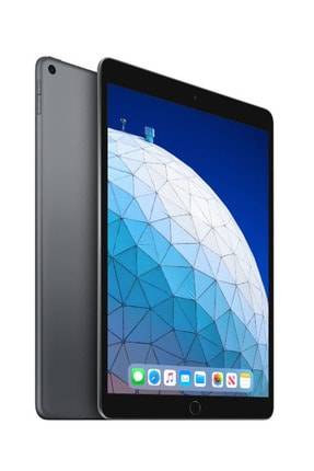 "Apple iPad Air 3 64GB 10.5"" Wi-Fi Retina Tablet - Uzay Grisi MUUJ2TU/A 0"