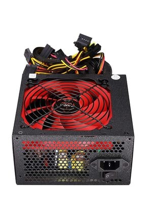 GAMETECH GTP-550 550W 80 Plus Bronze Power Supply Pc Güç Kaynağı 1