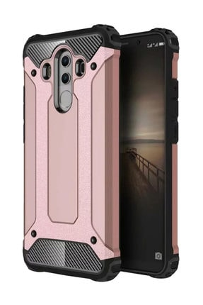 Microsonic Mate 10 Pro Kılıf, Microsonic Rugged Armor Rose Gold 0