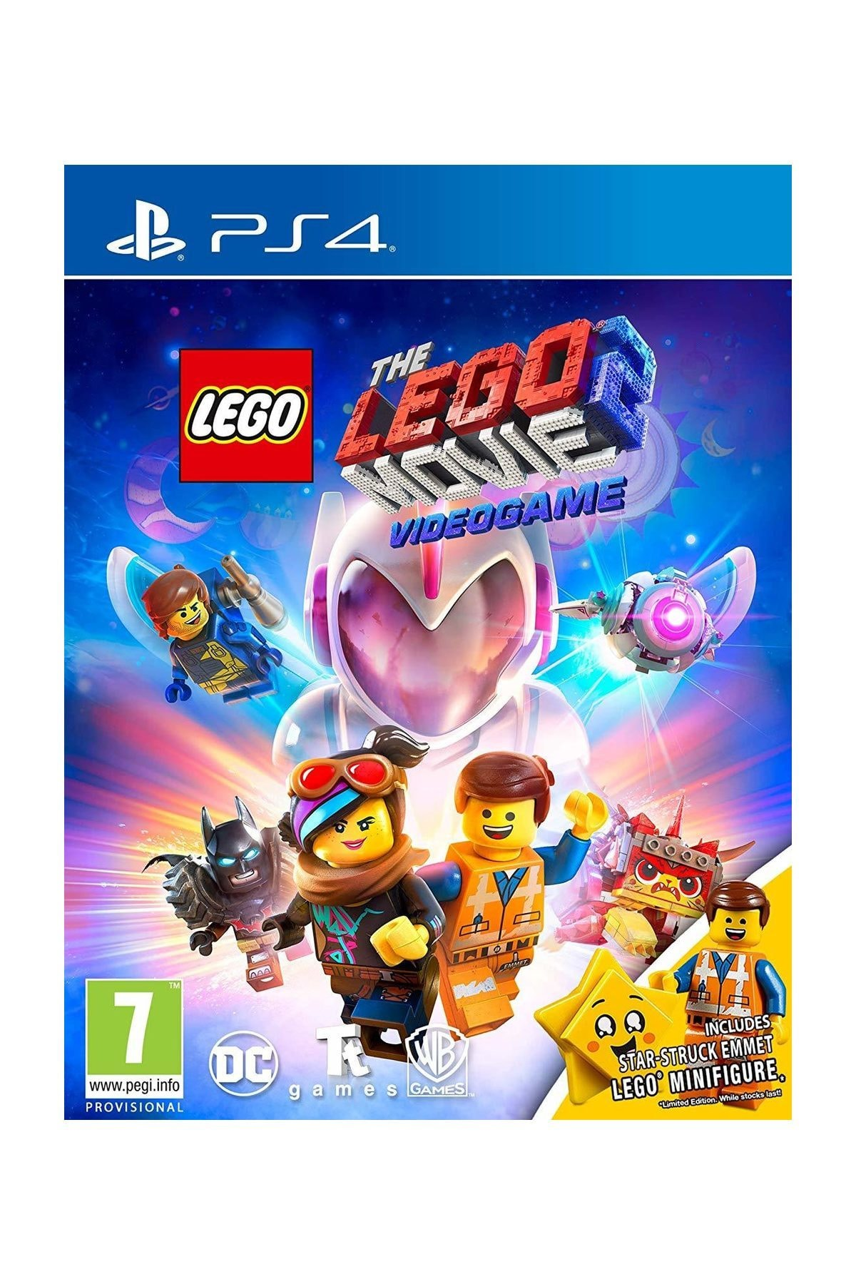 The LEGO Movie 2 Videogame - Toy Edition PS4 Oyun