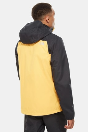 The North Face Quest Triclimate Erkek Outdoor Mont Sarı/Siyah 4