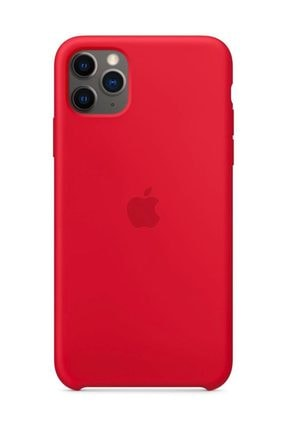 Apple iPhone 11 Pro Max Kılıf Silikon 0